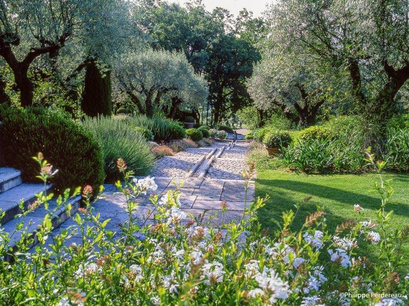 jardin Méditerranéen par sud créations paysages