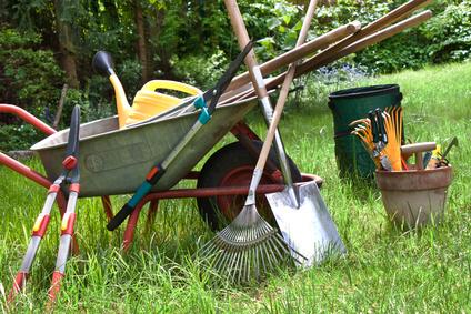 entretien de jardins et parcs